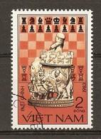 1983 - Jeux D'échecs - Eléphant (Inde) N°431 - Viêt-Nam
