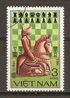 1983 - Jeux D'échecs - Chevalier (Europe) N°432 - Viêt-Nam