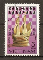 1983 - Jeux D'échecs - Bateau à Voiles (Europe) N°433 - Viêt-Nam