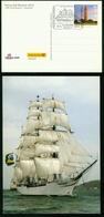AKx Schiff | Segelschulschiff Cisne Branco, Brasilien ( Sonderstempel Hanse Sail Rostock 8.8.2013 ), Segelschiff - Velieri