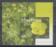 SLOVENIA 2009 - FLORA - FIORI DI CAMPO - FGL - MNH ** - Slovenia