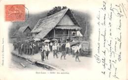 Laos / 01 - Défile Des Autorités - Belle Oblitération - Léger Défaut - Laos