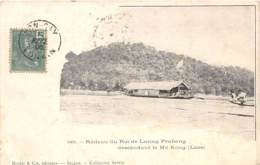 Laos / 02 - Radeau Du Roi De Luang Prabang - Laos