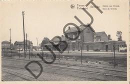 Postkaart - Carte Postale TIENEN/Tirlemont Grimde Station Van Grimde - Gare De Grimde (K23) - Tienen