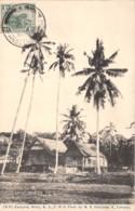 Malaya - Topo / 04 - Kampong Malay - Belle Oblitération - Malaysia