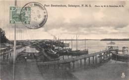 Malaya - Topo / 05 - Port Swettenham - Selangor - Belle Oblitération - Malaysia