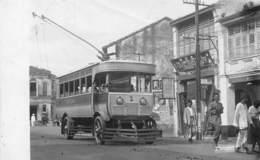 Malaya - Topo / 06 - Penang - Autobus - Défaut - Malaysia