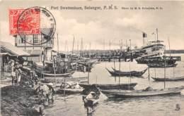 Malaya - Topo / 07 - Port Swettenham - Selangor - Belle Oblitération - Malaysia