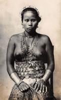 Malaya / 01 - Dayak Woman - Malaysia