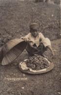 Malaya / 07 - Tamil Boy Cake Seller - Malaysia