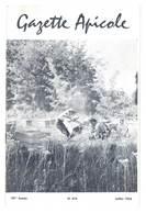 Gazette Apicole 1958 ( Abeilles, Ruches , Directeur G. Alphandéry , Montfavet, Vaucluse ) - Animaux