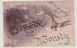 Mousty (une Pensée De) - Ottignies-Louvain-la-Neuve