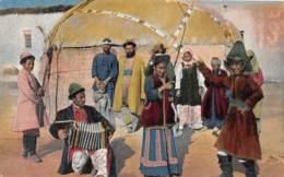 Ouzbékistan / 02 - Types Of Central Asia - Ouzbékistan
