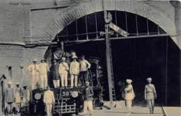 Pakistan / 01 - Khojak Tunnel - - Pakistan