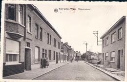 Sint-Gilles-Waas Nieuwstraat - Sint-Gillis-Waas