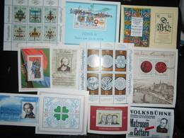 Collection , Ddr 11 Blocs Neufs - Collections (sans Albums)