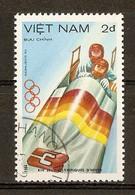 1984 - Jeux Olympiques à Sarajevo - Bobsleigh -  N°481 - Viêt-Nam