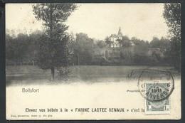 +++ CPA - BOITSFORT - Propriété - Publicité Bébés Farine Renaux - Nels Série 11 N° 270  // - Watermael-Boitsfort - Watermaal-Bosvoorde