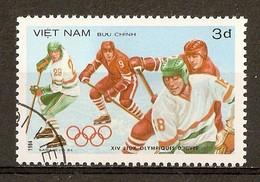 1984 - Jeux Olympiques à Sarajevo - Hockey Sur Glace -  N°482 - Viêt-Nam