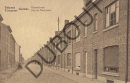 Postkaart - Carte Postale TIENEN/Tirlemont Grimde Pastorijstraat - Rue Du Presbytère (K24) - Tienen