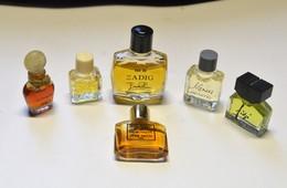 Petit Lot Miniature De Parfum Petite Taille - Miniatures De Parfum