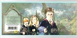 Harry Potter Block MNH (497) - Sheetlets