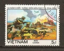 1984 - Victoire Dien Bien Phu - 30ème Anniversaire - Attaque Base Ennemie - N°497 - Viêt-Nam