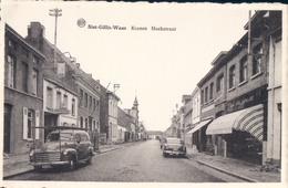Sint-Gilles-Waas Kronen Hoekstraat (garage Old-timer Oldtimer ) - Sint-Gillis-Waas