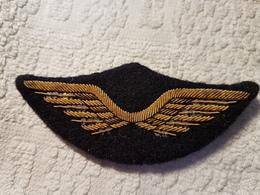 Insignes En Tissu » Insigne Armée De L'Air » Insigne De Casquette Officier Armée De L'air Cannetille - Armée De L'air