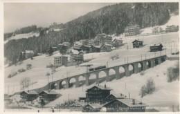 XCH.830.  LEYSIN - Grand Viaduc… - VD Vaud