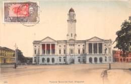 Singapour / 02 - Victoria Memorial Hall - Singapour