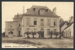 +++ CPA - BOITSFORT - Maison Des Veneurs   // - Watermael-Boitsfort - Watermaal-Bosvoorde