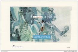 Argentina Hb 59 - Hojas Bloque