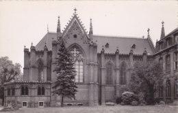 Amiens (80) - Pensionnat Du Sacré Coeur - Abside De La Chapelle Et Jardin - Amiens