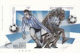 Argentina Hb 69 Al 71 - Hojas Bloque