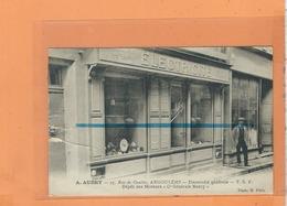 CPA Trè Abimée - A AUBRY - 27 Rue De Genève ANGOULEME - Electricité Générale - Dépôt Des Moteurs Cie Générale Nancy - Angouleme