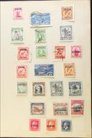 1903-1927 ATTRACTIVE MINT AND USED COLLECTION Fine And Fresh Condition. Note 1903-11 To 6d Mint, Plus Perf 11 Set (SG 4/ - Aitutaki