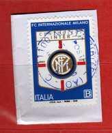 Italia °- 2018 -  FC. INTERNAZIONALE MILANO Vedi Descrizione. - 6. 1946-.. Repubblica