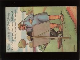 50 Les Iles Chausey En Granville Carte Système Dépliant édit.D.D. N'as-tu Jamais Vu .. Ne T'en Fais Pas Lève Mon Tableau - France