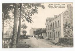 Froidthier Notre Dame Des Anges Maison Edouard Lejeune Carte Postale Ancienne Thimister Clermont - Thimister-Clermont