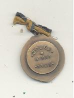 LUTTE - Médaille WOLGA 1929 (b244) - Lutte (Wrestling)