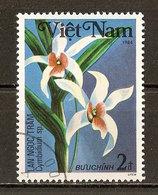 1984 - Orchidées - Cymbidium Sp - N°502 - Viêt-Nam