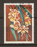 1984 - Orchidées - Cymbidium Hybridum - N°503 - Viêt-Nam