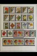 1953-83 EXTENSIVE MINT / NHM COLLECTION An Attractive Collection, Chiefly Of Complete Sets Presented On A Pile Of Album  - Cook