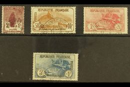 1926-27 War Orphans' Fund Complete Set (Yvert 229/32, SG 450/53), Very Fine Cds Used, Very Fresh. (4 Stamps) For More Im - France