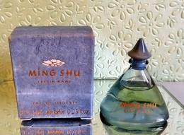 """Miniature """" MING SHU Fleur Rare""""  D' YVES ROCHER Eau De Toilette 7,5 Ml Dans Sa Boîte (M76-3) - Miniatures Femmes (avec Boite)"""