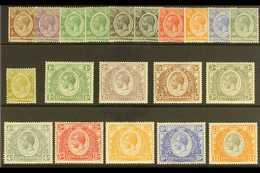 1922 - 7 Geo V Set To £1 Complete, SG 76/95, Very Fine Mint. (20 Stamps) For More Images, Please Visit Http://www.sandaf - Publishers