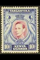 1938-54 10s Purple & Blue Perf 13¼, SG 149, Very Fine Mint, Fresh. For More Images, Please Visit Http://www.sandafayre.c - Publishers