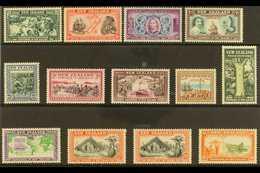 1940 Centenary Set, SG 613/25, Never Hinged Mint (13 Stamps) For More Images, Please Visit Http://www.sandafayre.com/ite - Nouvelle-Zélande