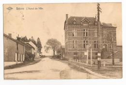 Bievre L'Hotel De Ville Carte Postale Ancienne - Bièvre